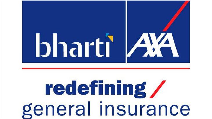 Bharti AXA GI logo